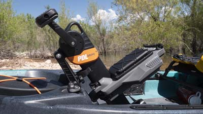 Old Town Topwater PDL Angler Sit-on-Top Pedal Drive Kayak